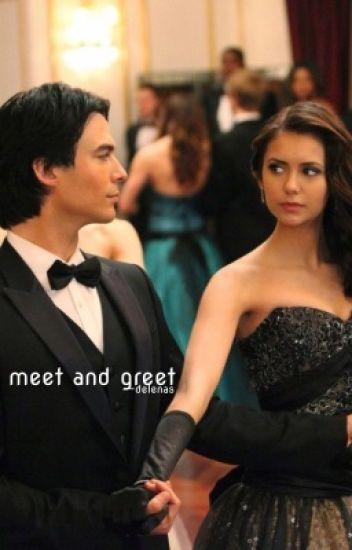 Meet and Greet | Ian Somerhalder