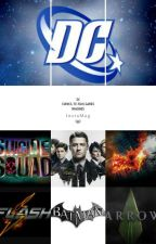 DC Preferences And Imagines by reedusilicious