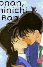 Conan, Shinichi e Ran [IN REVISIONE] by corradogiuly