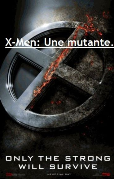 X-Men: Une mutante.
