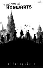 Demigods At Hogwarts (swe) {PAUSAD} by DRYGPOSEIDONUNGE