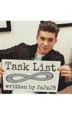 Task List  by JxJxJB