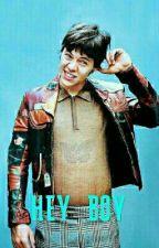 Hey boy - L.S  by baixolarry