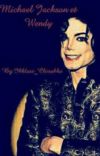 Michael Jackson et Wendy.
