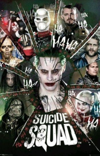 Suicide Squad ✔|SKOŃCZONE