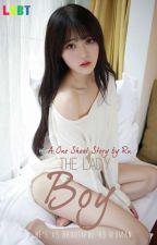 The Lady Boy by unknowngay