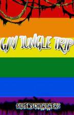 gay jungle trip | part 2 *slow* by SilberSchokokeks