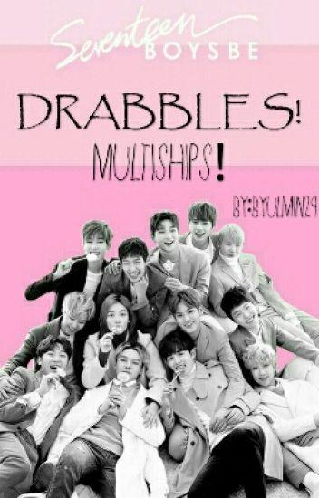 [SEVENTEEN] Drabbles! Multiships!