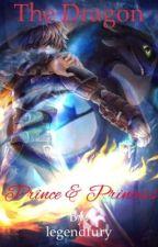 The Dragon Prince & Princess by legendfury