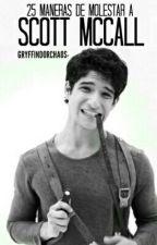 ✔25 Maneras de Molestar a Scott McCall [1]✔ by madredhead-
