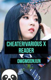 Cheater X Reader Stories {Slow Updates} - Husband!Haru! X