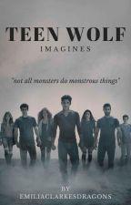 Teen Wolf Imagines by emiliaclarkesdragons