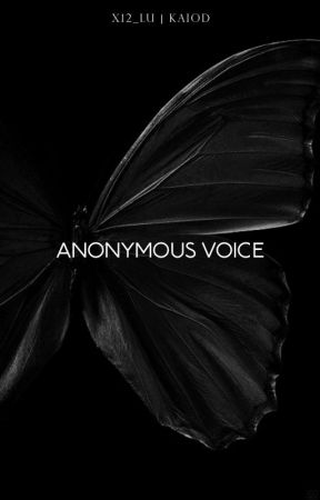 Anonymous Voice. by x12_lu