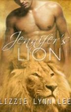 1º El León de Jennifer  (Lizzie Lynn Lee-Serie Leones del Serengeti) by criminaldreams
