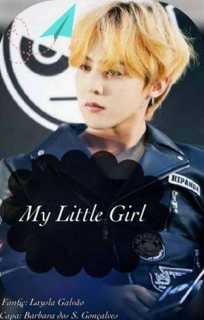 My Little Girl by LayslaGalvo