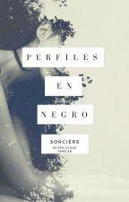 Perfiles En Negro. by 0036x-
