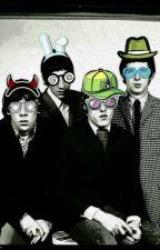 Rock Fan Fics by Whos_Electric_Floyd