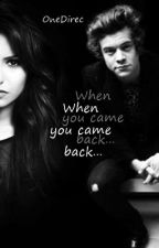 When you came back...//H.S by onedirx