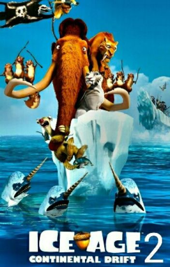ice age continental drift 2