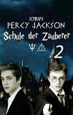 Percy Jackson - Schule der Zauberer 2 by xCMRAPx