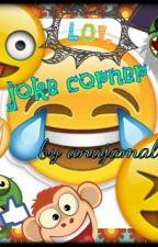 Joke Corner by Anajamal