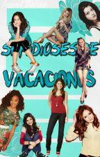 Semidiosas de Vacaciones by TeamChrisse