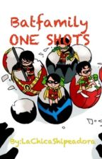 Whatsapp-Batfamily-ONE SHOTS by LaChicaShipeadora