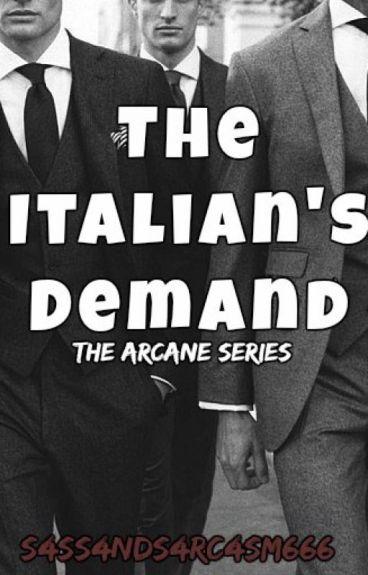 The Italian's Demand