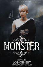 Monster | Baekhyun by minjerk