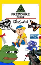 FREDDURE by AsunaSAO17