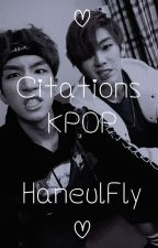 Citations Kpop by HaneulFly