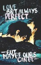 Love Isn't Always Perfect (Percico/Pernico Oneshots) by whitekitty890