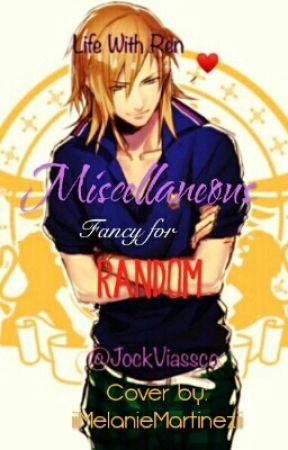 Miscellaneous: fancy for Random by JockViassco