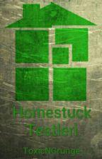 Homestuck Testleri by ToxicNGrunge