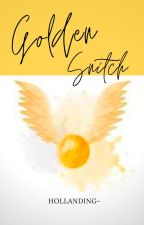 Golden Snitch {James Sirius Potter} by hollanding-