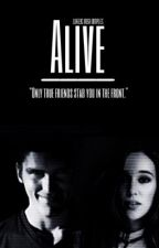Alive >> Jake Fitzgerald << Scream by Lukeys_irish_dimples