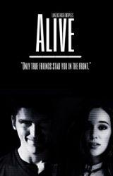 Alive >> Jake Fitzgerald << Scream by Lukeys_irish_dimples