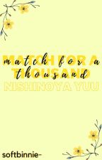 match for a thousand 》nishinoya yuu by softbinnie-