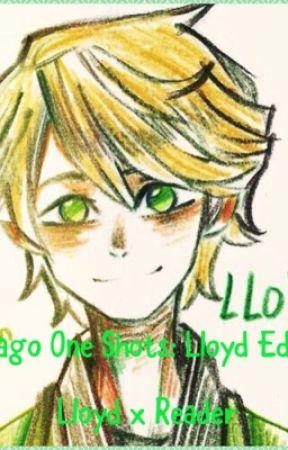 Ninjago One Shots: Lloyd Edition - Not Alone- Lloyd x