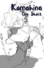 Komahina one short by Chloe-Anime-Girl