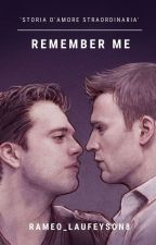 Remember me  by Rameo_Laufeyson8
