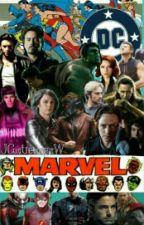 One Shots Marvel/DC by JGutierrezW