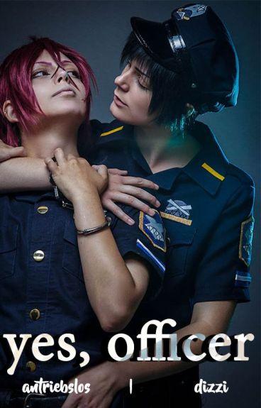 yes, officer   dizzi