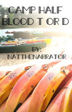 Camp Half Blood Truth or Dare by NatTheNarrator
