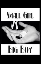 Small Girl vs Big Boy  by _mmysteriouss_