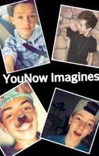 Younow Imagines  by BlakeGrayisBAE1