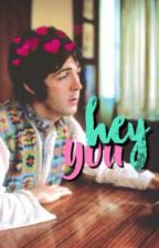 Hey You ⌲ Paul McCartney by starrymccartney