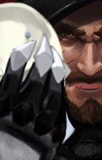 A Legend - Reaper Overwatch Imagine by RoseHardt
