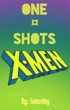 ONE ¤ SHOTS X-MEN by Soosnby