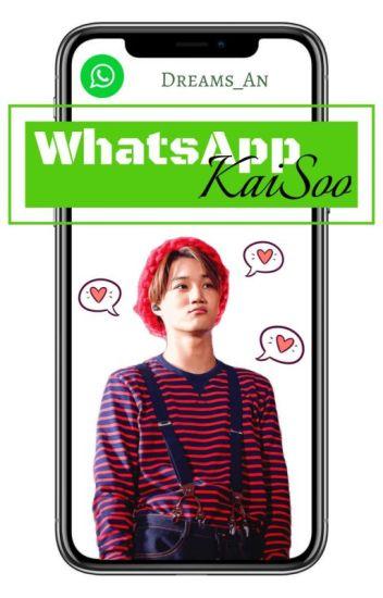 Whatsapp |Kaisoo| #1 ✔ {EDITANDO}
